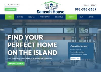 Web Design in Isle Madame