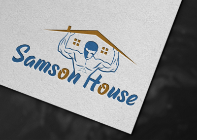 logo design for property management cape Breton